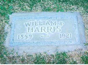 HARRIS, WILLIAM PATRICK - Maricopa County, Arizona | WILLIAM PATRICK HARRIS - Arizona Gravestone Photos
