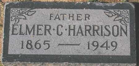HARRISON, ELMER C. - Maricopa County, Arizona   ELMER C. HARRISON - Arizona Gravestone Photos