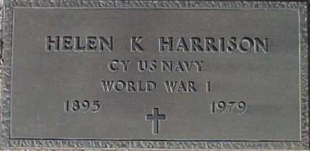 HARRISON, HELEN K. - Maricopa County, Arizona | HELEN K. HARRISON - Arizona Gravestone Photos