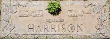 HARRISON, RALPH H. - Maricopa County, Arizona | RALPH H. HARRISON - Arizona Gravestone Photos