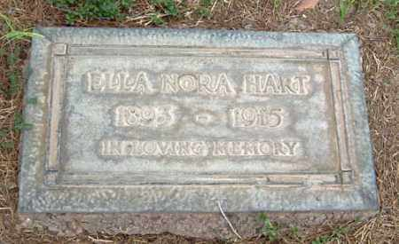 HART, ELLA NORA - Maricopa County, Arizona | ELLA NORA HART - Arizona Gravestone Photos