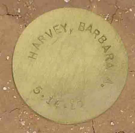 HARVEY, BARBARA A. - Maricopa County, Arizona | BARBARA A. HARVEY - Arizona Gravestone Photos