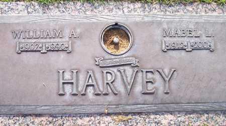 HARVEY, WILLIAM A. - Maricopa County, Arizona   WILLIAM A. HARVEY - Arizona Gravestone Photos