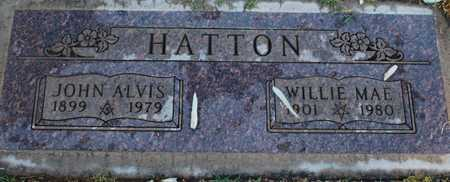 HATTON, WILLIE MAE - Maricopa County, Arizona | WILLIE MAE HATTON - Arizona Gravestone Photos