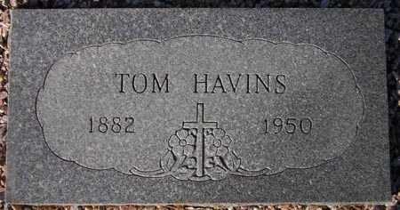 HAVINS, TOM - Maricopa County, Arizona | TOM HAVINS - Arizona Gravestone Photos