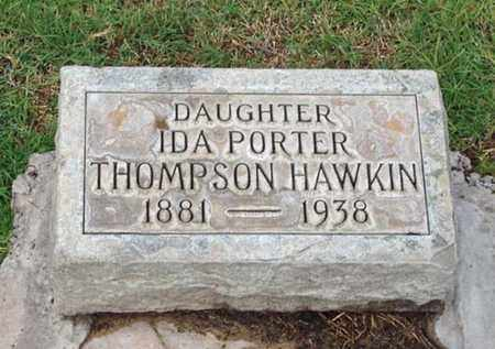 HAWKIN, IDA - Maricopa County, Arizona | IDA HAWKIN - Arizona Gravestone Photos