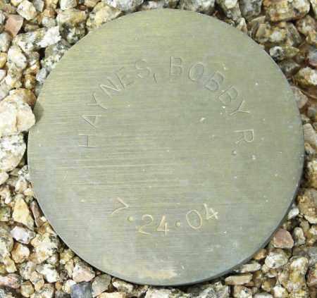 HAYNES, BOBBY R. - Maricopa County, Arizona | BOBBY R. HAYNES - Arizona Gravestone Photos