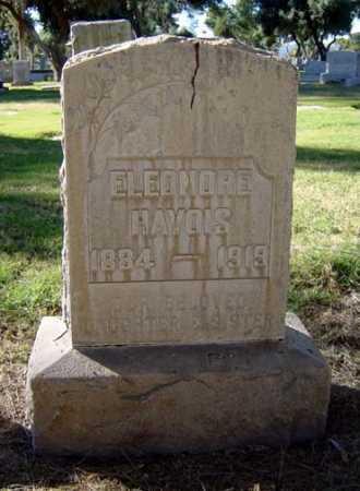 HAYOIS, ELEONORE - Maricopa County, Arizona   ELEONORE HAYOIS - Arizona Gravestone Photos