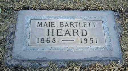 HEARD, MAIE - Maricopa County, Arizona | MAIE HEARD - Arizona Gravestone Photos