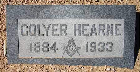 HEARNE, COLYER - Maricopa County, Arizona | COLYER HEARNE - Arizona Gravestone Photos