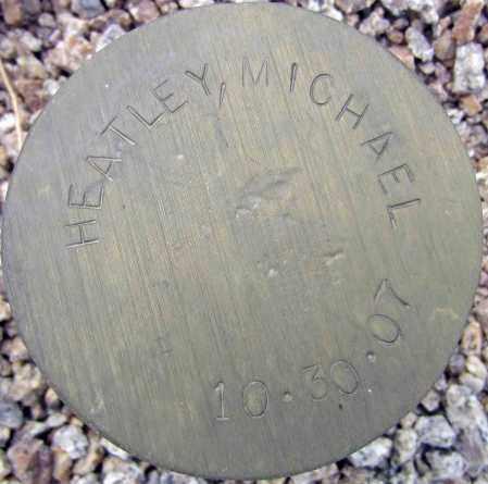 HEATLEY, MICHAEL - Maricopa County, Arizona | MICHAEL HEATLEY - Arizona Gravestone Photos