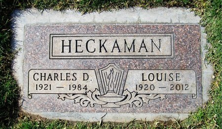 HECKAMAN, CHARLES - Maricopa County, Arizona | CHARLES HECKAMAN - Arizona Gravestone Photos
