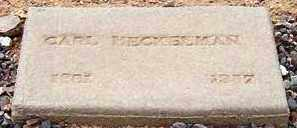HECKELMAN, CARL - Maricopa County, Arizona | CARL HECKELMAN - Arizona Gravestone Photos