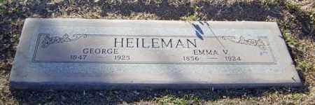 HEILEMAN, EMMA VICTORIA - Maricopa County, Arizona | EMMA VICTORIA HEILEMAN - Arizona Gravestone Photos