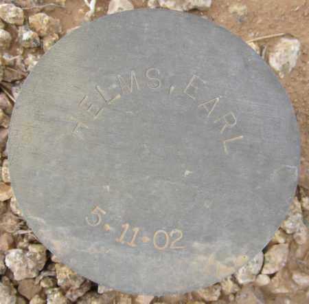 HELMS, EARL - Maricopa County, Arizona   EARL HELMS - Arizona Gravestone Photos