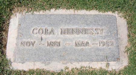 MINTER HENNESSEY, CORA G. - Maricopa County, Arizona | CORA G. MINTER HENNESSEY - Arizona Gravestone Photos