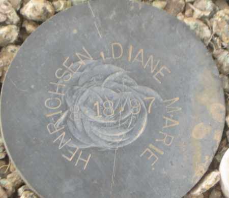 HENRICHSEN, DIANE MARIE - Maricopa County, Arizona | DIANE MARIE HENRICHSEN - Arizona Gravestone Photos