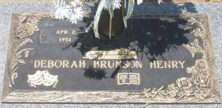 HENRY, DEBORAH - Maricopa County, Arizona   DEBORAH HENRY - Arizona Gravestone Photos