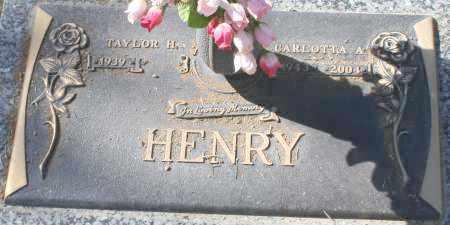 HENRY, TAYLOR H - Maricopa County, Arizona | TAYLOR H HENRY - Arizona Gravestone Photos