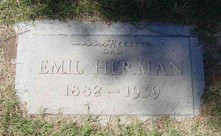 HERMAN, EMIL - Maricopa County, Arizona | EMIL HERMAN - Arizona Gravestone Photos