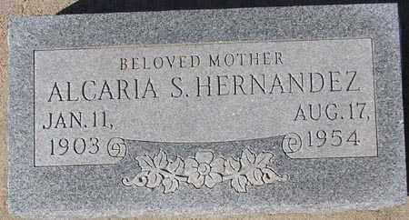 HERNANDEZ, ALCARIA S. (NEW MARKER) - Maricopa County, Arizona | ALCARIA S. (NEW MARKER) HERNANDEZ - Arizona Gravestone Photos