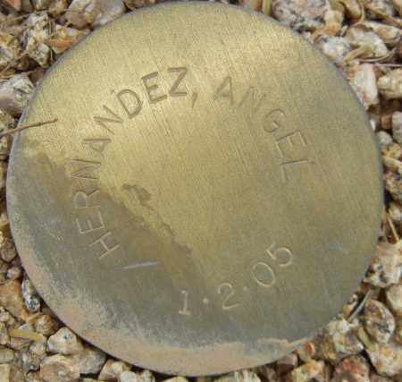 HERNANDEZ, ANGEL - Maricopa County, Arizona | ANGEL HERNANDEZ - Arizona Gravestone Photos