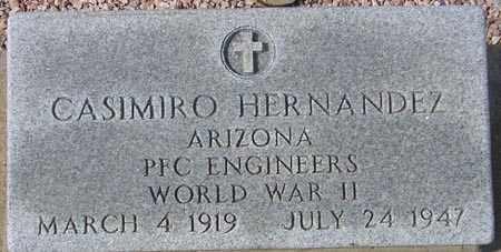 HERNANDEZ, CASIMIRO - Maricopa County, Arizona   CASIMIRO HERNANDEZ - Arizona Gravestone Photos