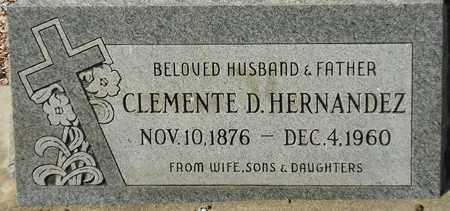 HERNANDEZ, CLEMENTE D. - Maricopa County, Arizona | CLEMENTE D. HERNANDEZ - Arizona Gravestone Photos