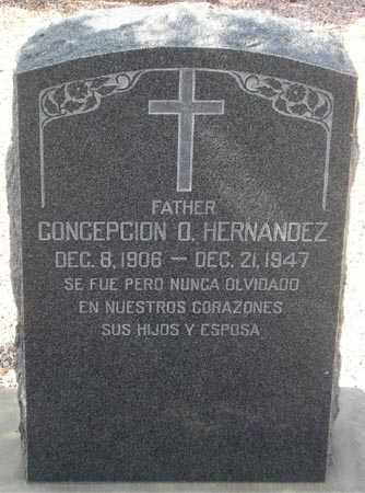 HERNANDEZ, CONCEPCION O. - Maricopa County, Arizona | CONCEPCION O. HERNANDEZ - Arizona Gravestone Photos