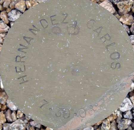 HERNANDEZ, CARLOS - Maricopa County, Arizona   CARLOS HERNANDEZ - Arizona Gravestone Photos