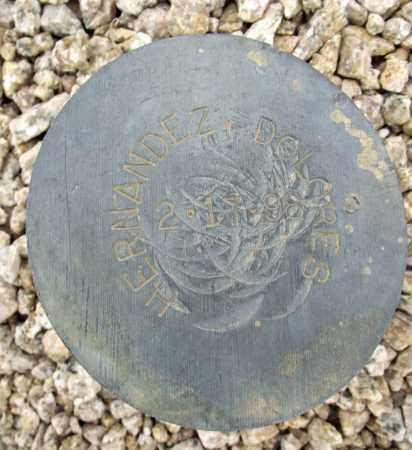HERNANDEZ, DELORES - Maricopa County, Arizona | DELORES HERNANDEZ - Arizona Gravestone Photos