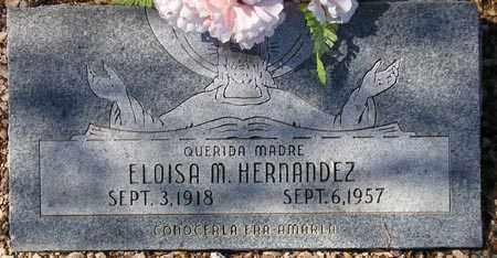 HERNANDEZ, ELOISA M. - Maricopa County, Arizona | ELOISA M. HERNANDEZ - Arizona Gravestone Photos
