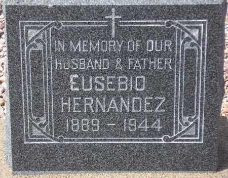 HERNANDEZ, EUSEBIO - Maricopa County, Arizona   EUSEBIO HERNANDEZ - Arizona Gravestone Photos