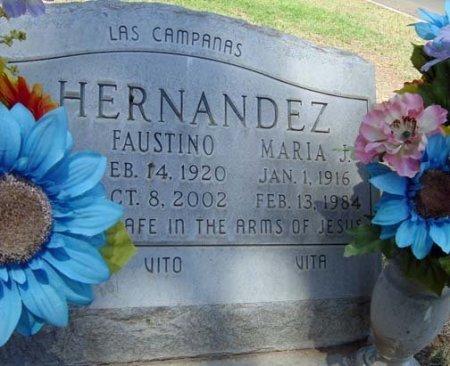 HERNANDEZ, MARIA J. - Maricopa County, Arizona | MARIA J. HERNANDEZ - Arizona Gravestone Photos
