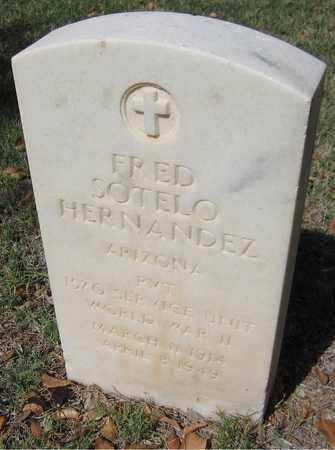 HERNANDEZ, FRED SOTELO - Maricopa County, Arizona | FRED SOTELO HERNANDEZ - Arizona Gravestone Photos