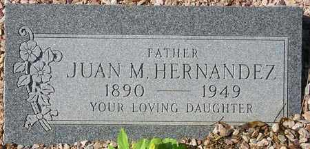HERNANDEZ, JUAN M. - Maricopa County, Arizona   JUAN M. HERNANDEZ - Arizona Gravestone Photos