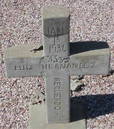 HERNANDEZ, LUIS - Maricopa County, Arizona   LUIS HERNANDEZ - Arizona Gravestone Photos