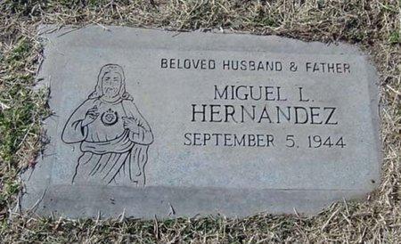 HERNANDEZ, MIGUEL L. - Maricopa County, Arizona | MIGUEL L. HERNANDEZ - Arizona Gravestone Photos