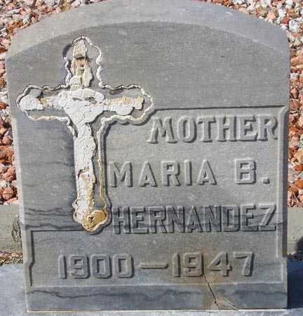 HERNANDEZ, MARIA B. - Maricopa County, Arizona   MARIA B. HERNANDEZ - Arizona Gravestone Photos