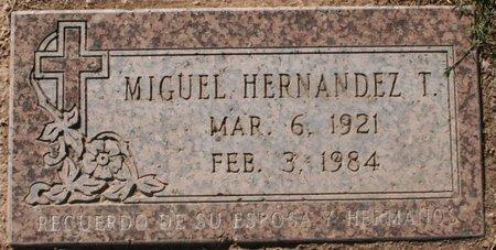 HERNANDEZ, MIGUEL T - Maricopa County, Arizona | MIGUEL T HERNANDEZ - Arizona Gravestone Photos