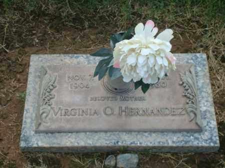 HERNANDEZ, VIRGINIA - Maricopa County, Arizona   VIRGINIA HERNANDEZ - Arizona Gravestone Photos