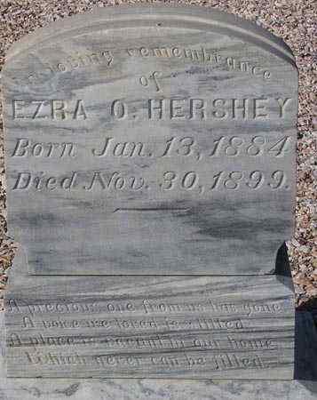 HERSHEY, EZRA O. - Maricopa County, Arizona | EZRA O. HERSHEY - Arizona Gravestone Photos
