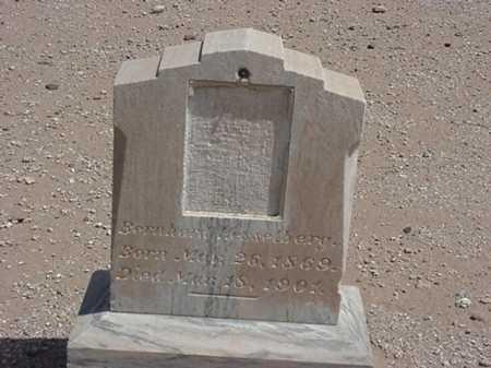 HESSELBERG, BERNHARD - Maricopa County, Arizona | BERNHARD HESSELBERG - Arizona Gravestone Photos
