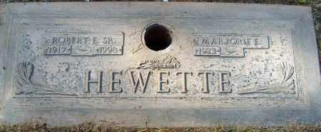 HEWETTE, ROBERT EDWARD, SR - Maricopa County, Arizona   ROBERT EDWARD, SR HEWETTE - Arizona Gravestone Photos
