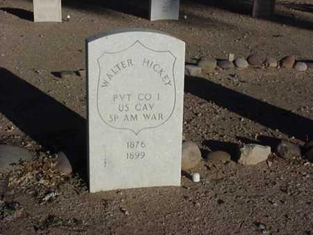HICKEY, WALTER - Maricopa County, Arizona | WALTER HICKEY - Arizona Gravestone Photos