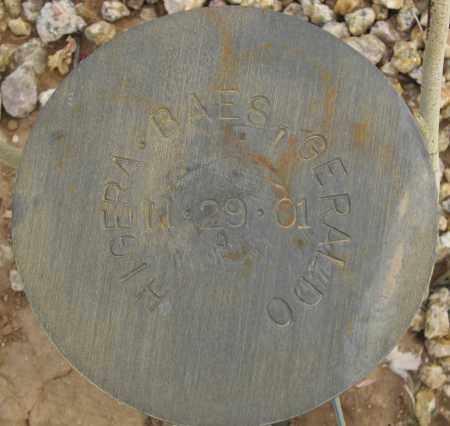 HIERA- BAES, GERALDO - Maricopa County, Arizona | GERALDO HIERA- BAES - Arizona Gravestone Photos