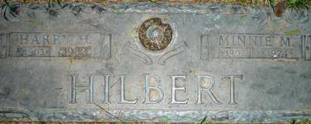 HILBERT, HARRY H. - Maricopa County, Arizona | HARRY H. HILBERT - Arizona Gravestone Photos