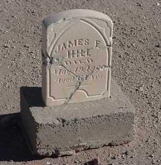 HILL, JAMES E - Maricopa County, Arizona | JAMES E HILL - Arizona Gravestone Photos
