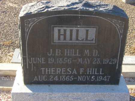 HILL, JOHN B. - Maricopa County, Arizona | JOHN B. HILL - Arizona Gravestone Photos