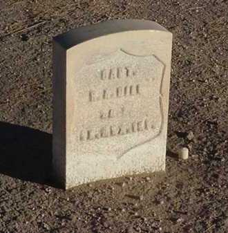 HILL, RUBEN A - Maricopa County, Arizona | RUBEN A HILL - Arizona Gravestone Photos